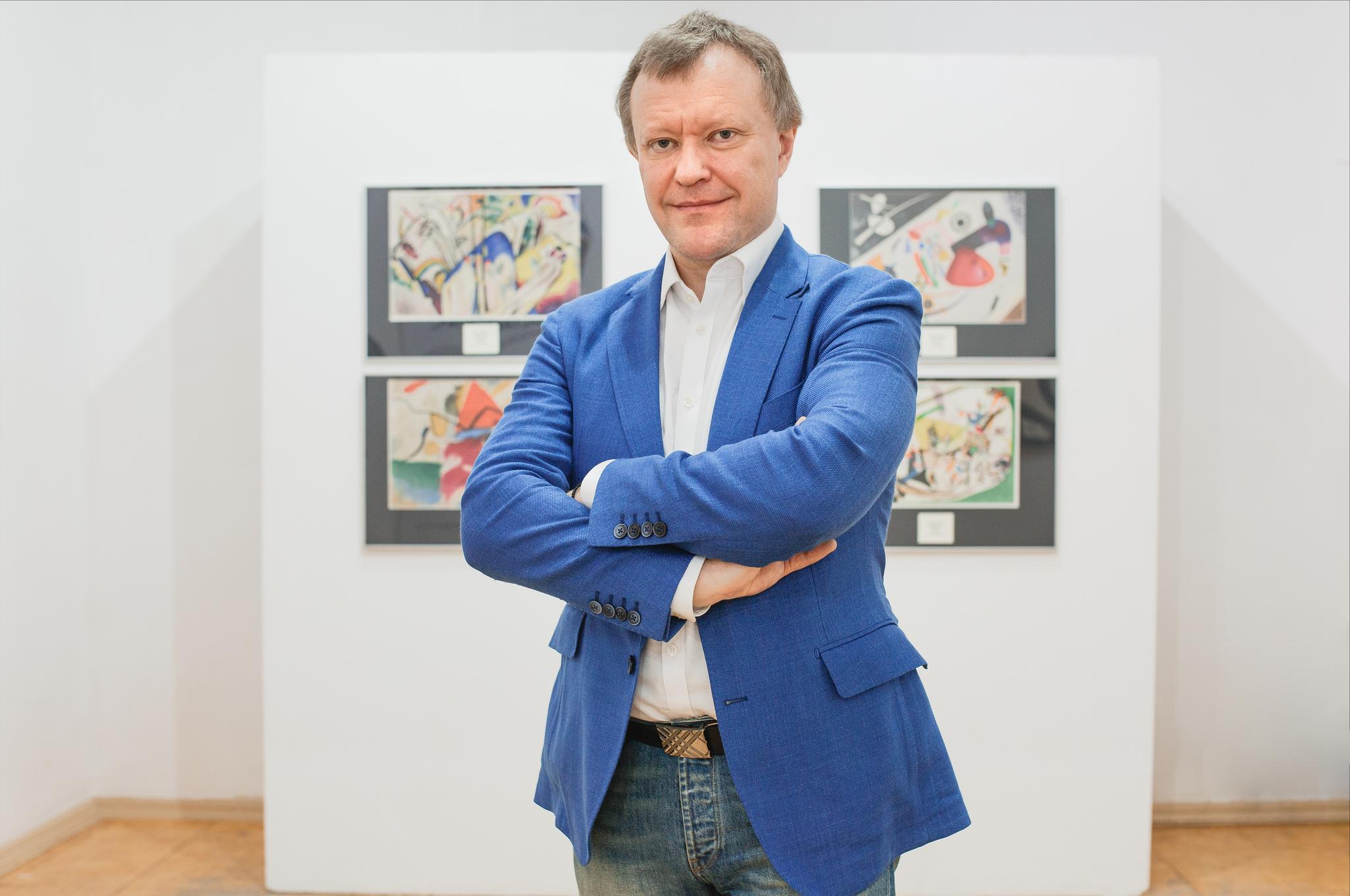 Выставка Кандинского. Как слышится музыка в картинах?