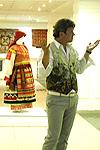 Русский традиционный женский костюм середины XIX — начала XX века
