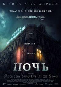 Афиша Ижевска — Ночь