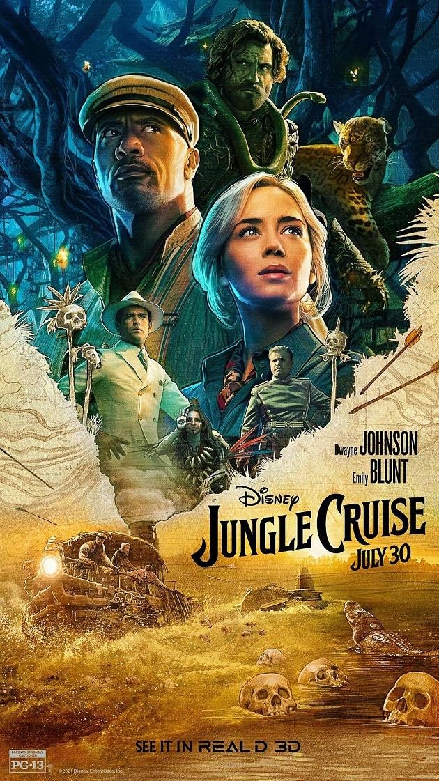 «Круиз по джунглям» — рецензия от FANlife